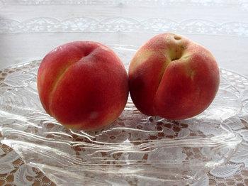 2013年7月23日*福島の桃!今年も美味しいよっっ♪